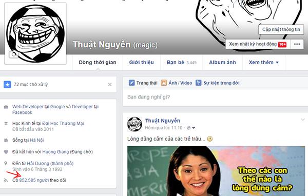tang nguoi theo doi facebook