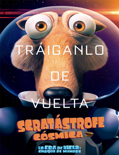 Ver Scrat-Tástrofe Cósmica (2015) Online