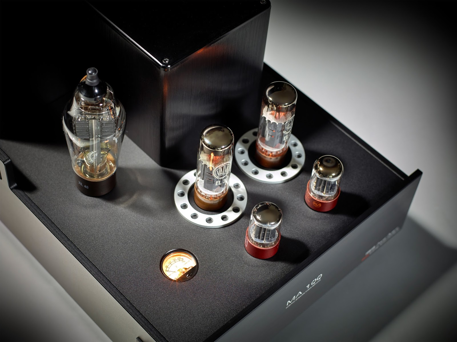 Mono and Stereo High-End Audio Magazine: Tobian Soundsystems MA 100