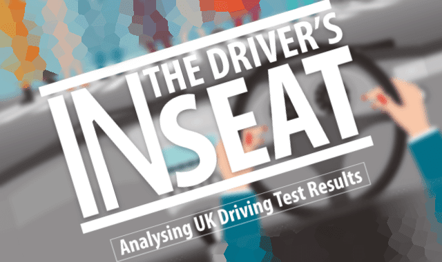 In The Driver's Seat: Analysing UK Driving Test Results