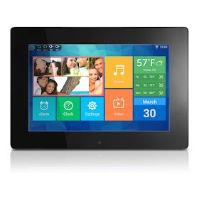 Aluratek Launches 8-, 10- and 17.3-Inch WiFi Enabled Digital Touchscreen Photo Frames With LCD Display, Starting at $129