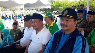 pembukaan kegiatan PORSADIN Ke-V Tingkat Provinsi Jawa Barat Tahun 2018