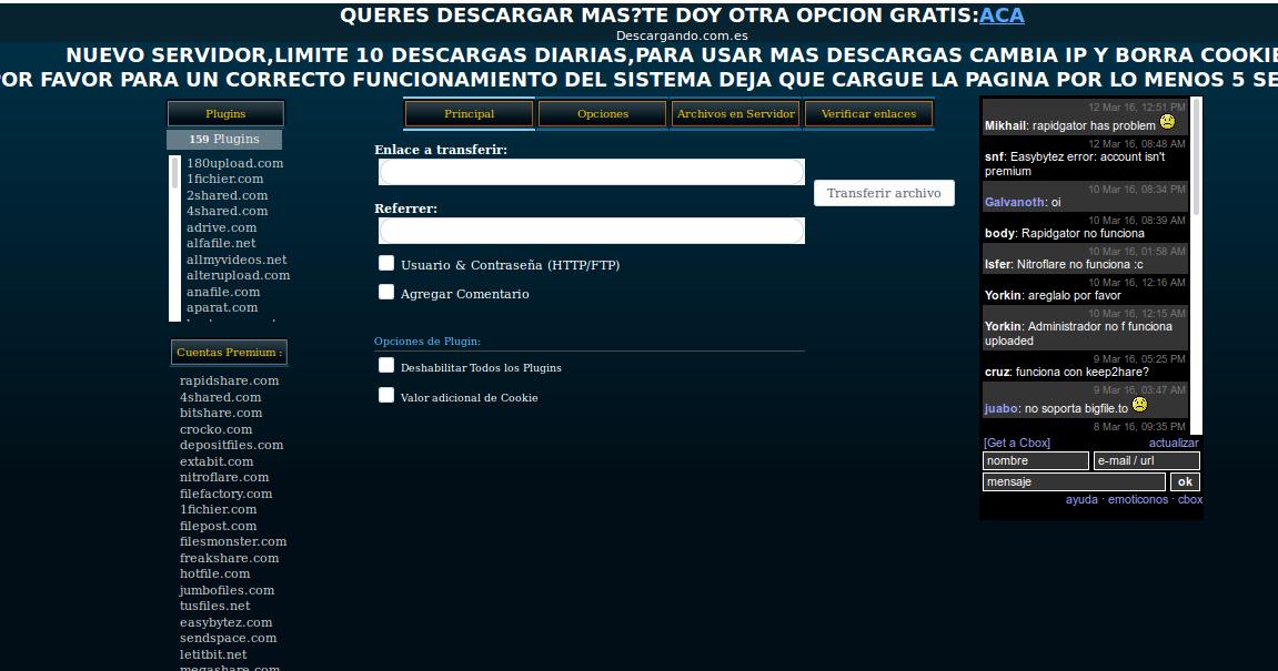 Filesmonster Premium Account Generator - bidxilus's blog