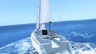 Sailaway: The Sailing Simulator
