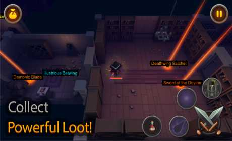 Game Petualangan RPG Android Offline King of Raids MOD APK