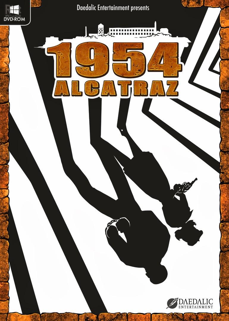 Cover Caratula 1954 Alcatraz
