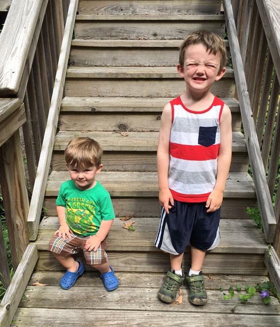 mohaus: Start of Kindergarten and our Homeschool Journey, 2017
