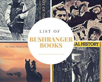 List of Books about Australian Bushrangers