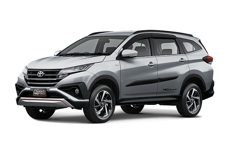 all new toyota rush 2018 warna silver