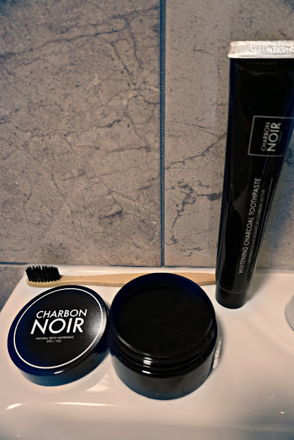 CHARBON NOIR TEETH WHITENING RANGE