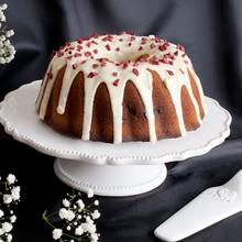 BUNDT CAKE CON FRESAS