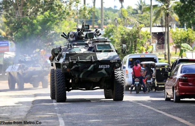 Law Expert says Marawi's situation needs MARTIAL LAW