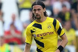 Neven Subotic in action for Dortmund
