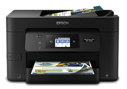 Epson WorkForce Pro WF-4720 Software & Drivers