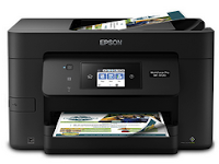 Printer Driver for Epson WorkForce Pro WF-4720