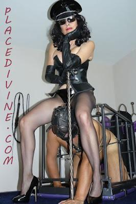 Maitresse Cathie La Divine