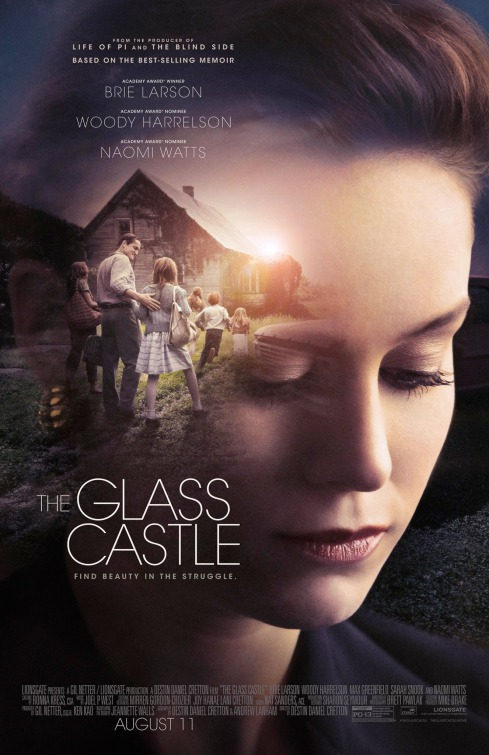 Brie Larson Learns From Living In New Trailer For 'The Glass