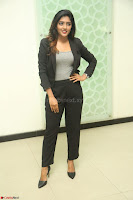 Actress Eesha Looks gorgeous in Blazer and T Shirt at Ami Tumi success meet ~  Exclusive 135.JPG