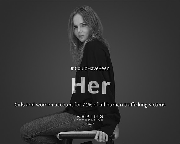 Stella McCartney ambassadrice de «White Ribbon for Women»