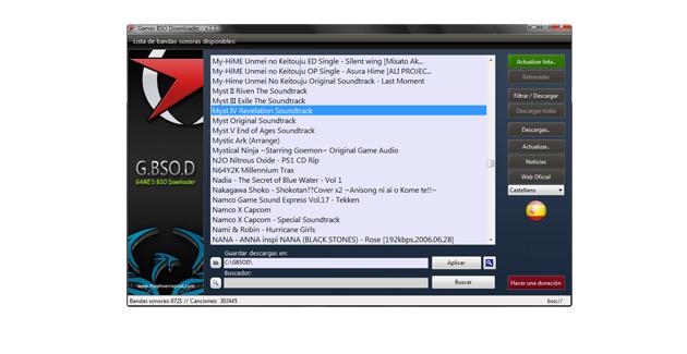 Games BSO Downloader