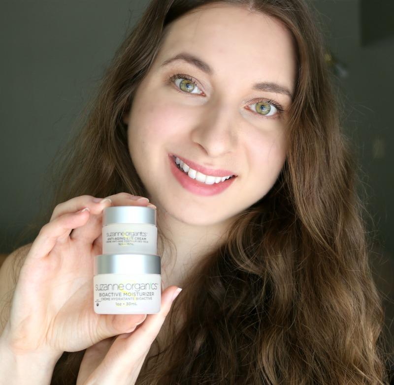 Suzanne Organics Skincare