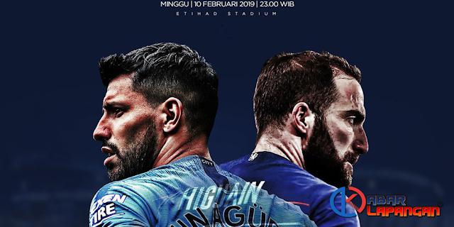 Prediksi Bola Manchester City vs Chelsea Liga Inggris