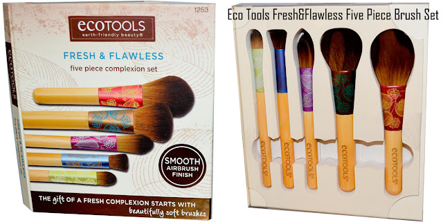 Eco Tools Fresh&Flawless Complexion Brush Set