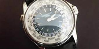 Patek Philippe Platinum World Time, Jam Tangan Termahal, Termahal