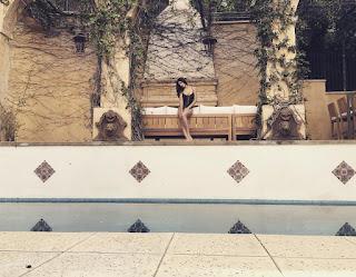 Nargis Fakhri Bikini Picture Instagram