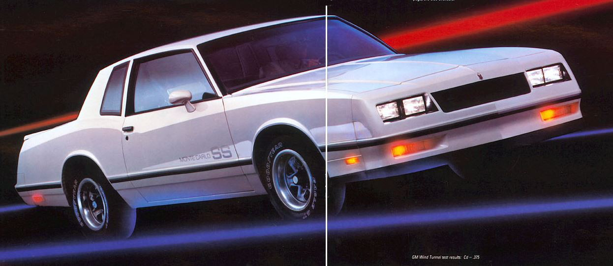 Modern Classics: 1983-1988 Monte Carlo SS | phscollectorcarworld