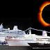 Kapal Mewah Mempersiapkan Sambut Gerhana Matahari Total 2016
