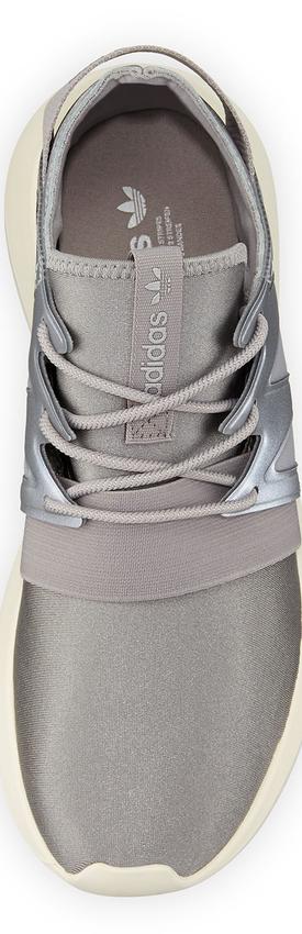 Adidas Tubular Viral Neoprene Sneaker, Metallic