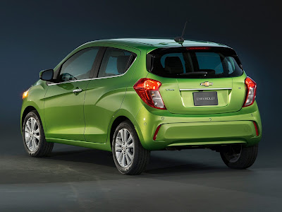Chevrolet Spark 2018 Review, Specs, Price