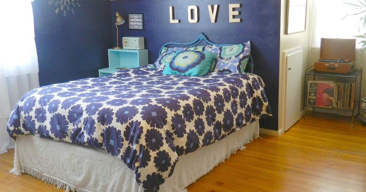 Just Peachy Darling Master Bedroom