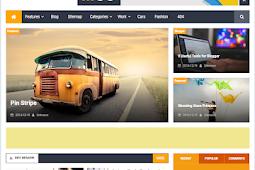 Minima Colored 3 Mag: Template Blogger Majalah/Berita Online