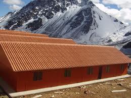 Estructuras Prefabricadas Definicion Campamentos Mineros