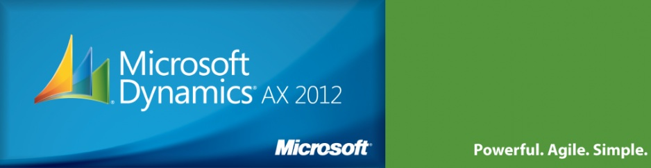 AX 2012 Retail Event Trace Parser - Missing? - Finance and