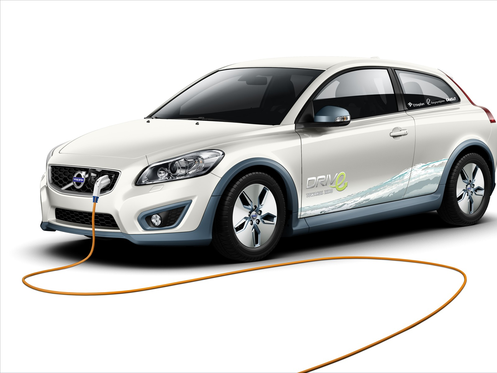 Car Pictures: Volvo C30 Electric Car 2011