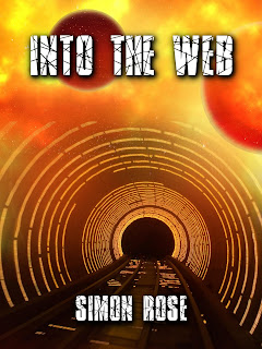 Book Showcase: Into The Web (Shadowzone Book 2) by Simon Rose