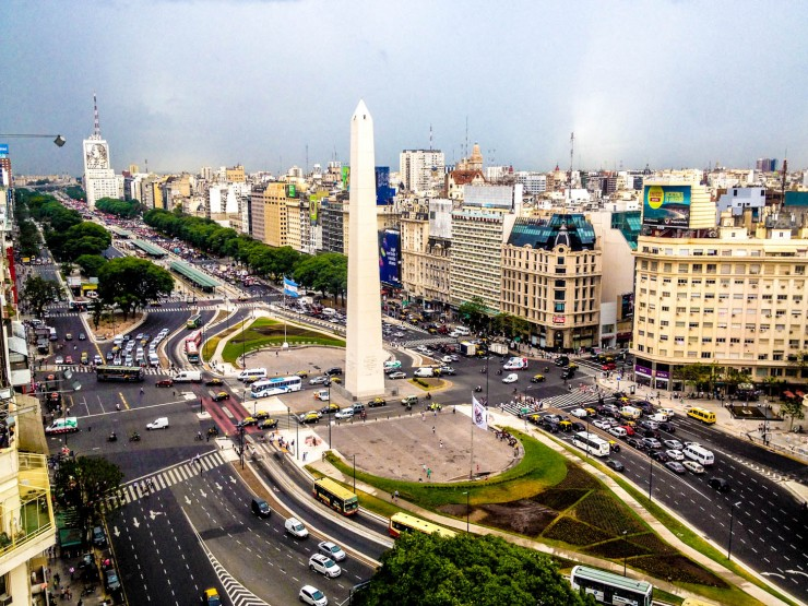 Top 10 Vibrant Cities in South America - Buenos Aires, Argentina