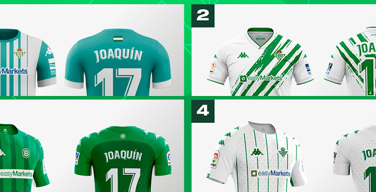 Fan Designed Betis 19 20 Special Kit Released To Be Worn This Weekend Footy Headlines