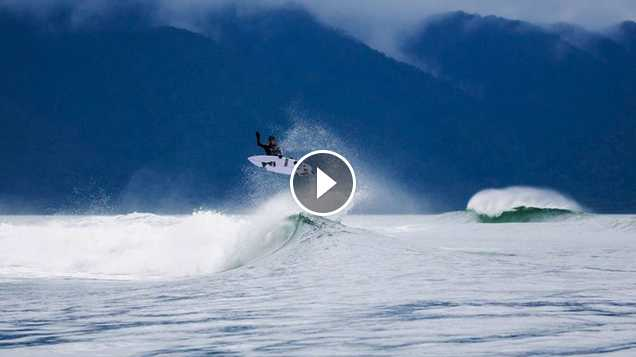 Enter Surfing s Middle-Earth New Zealand s Remote Fiordland