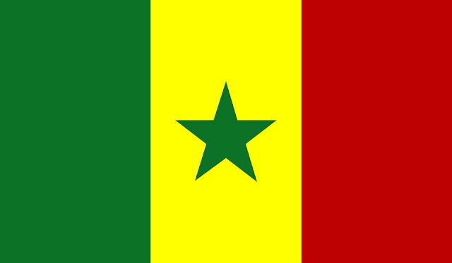 Bandera de Senegal