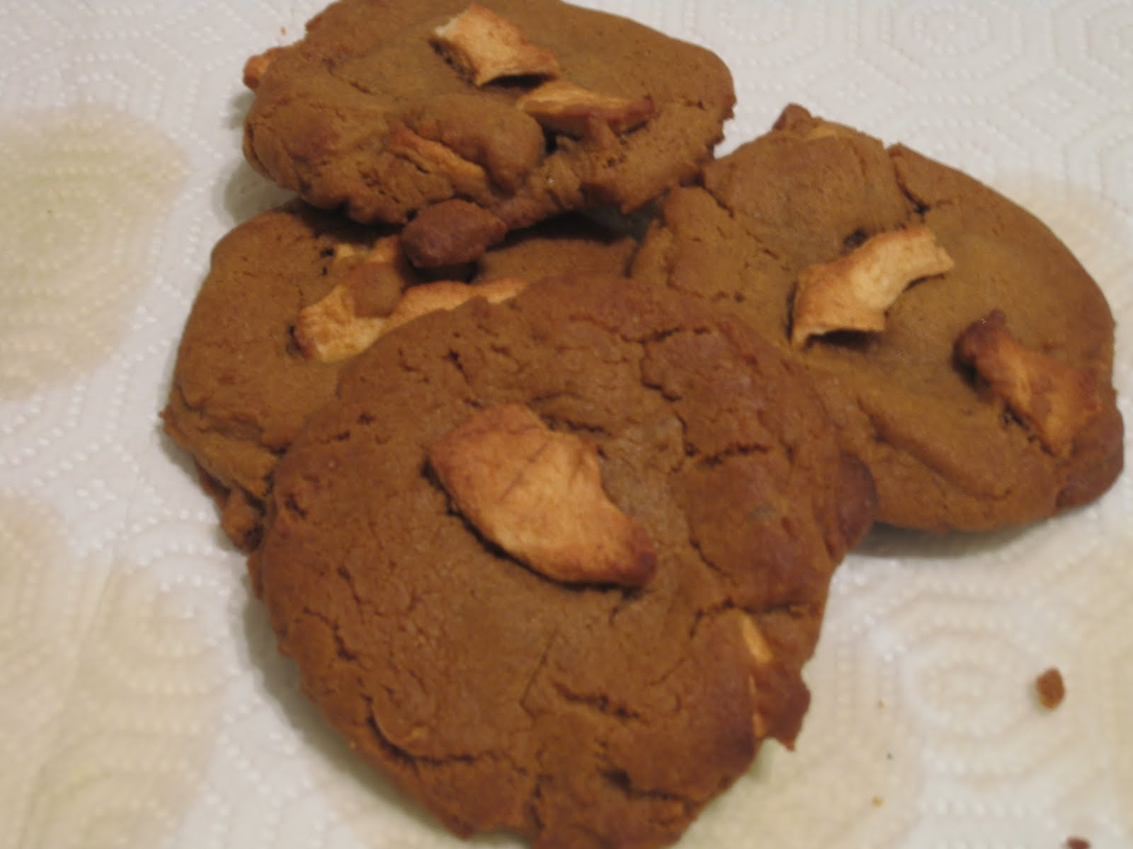 The Crafty Hooker Mrs Beans Famous Nutmeg Ginger Apple Snaps