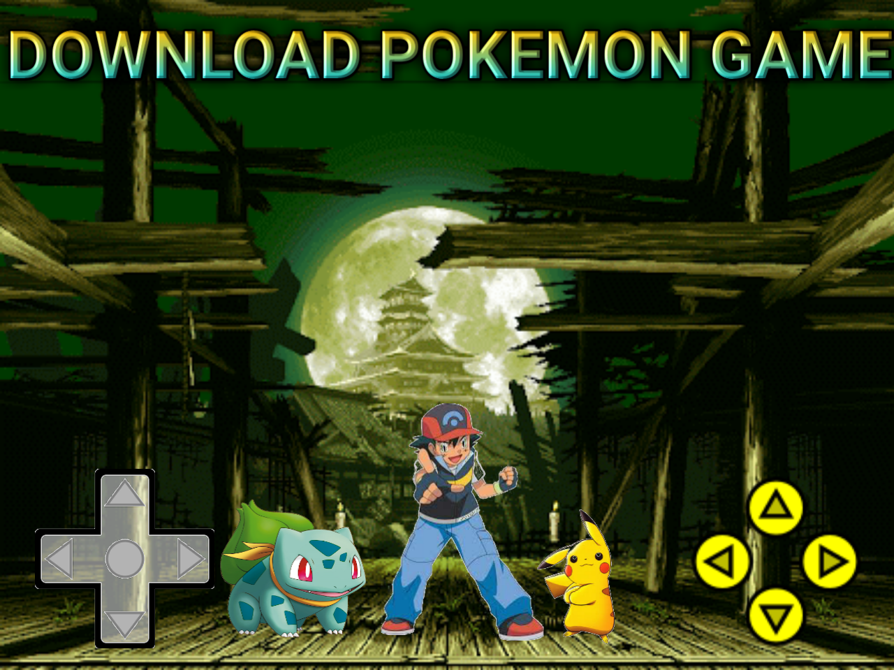 pokemon best ever game download