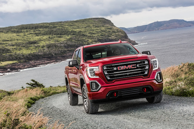 The 2019 GMC Sierra Offical images, 2019 GMC Sierra Photos Gallery, 2019 GMC Sierra interior and Exterior Pictures, 2019 GMC Sierra HD Wallpapers and Background Images