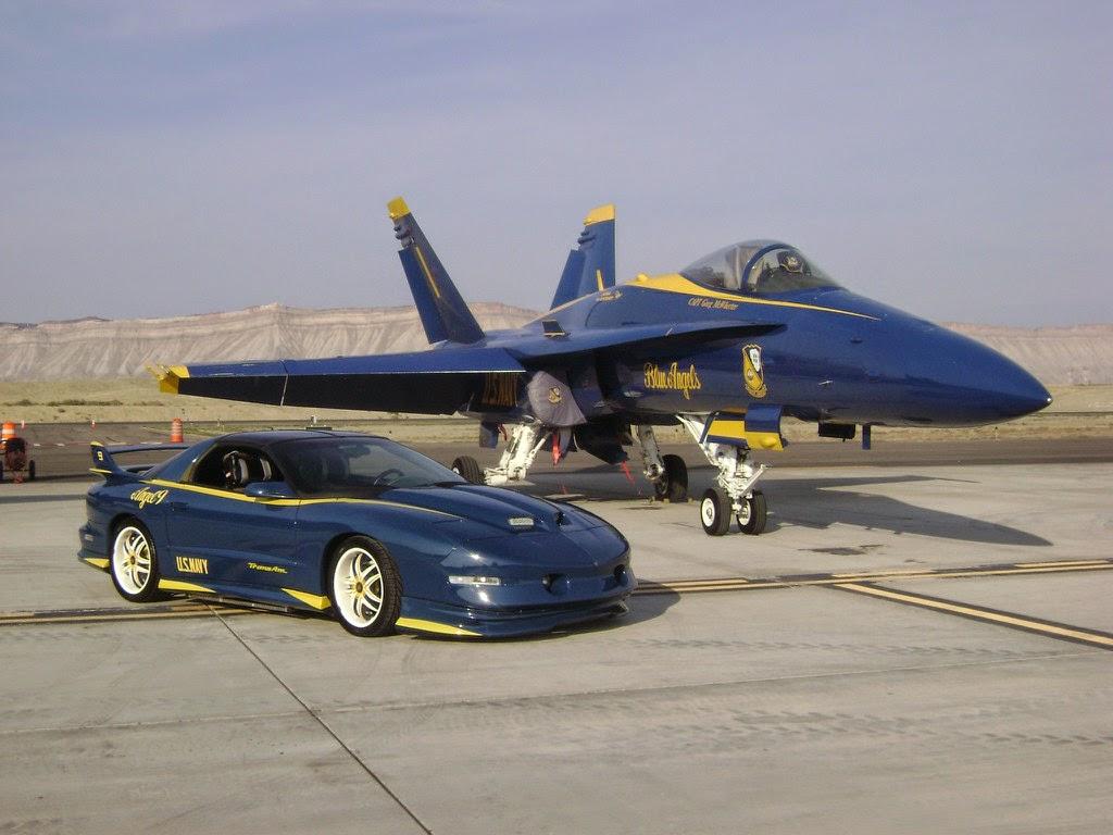 Image Blue Angel 9 car