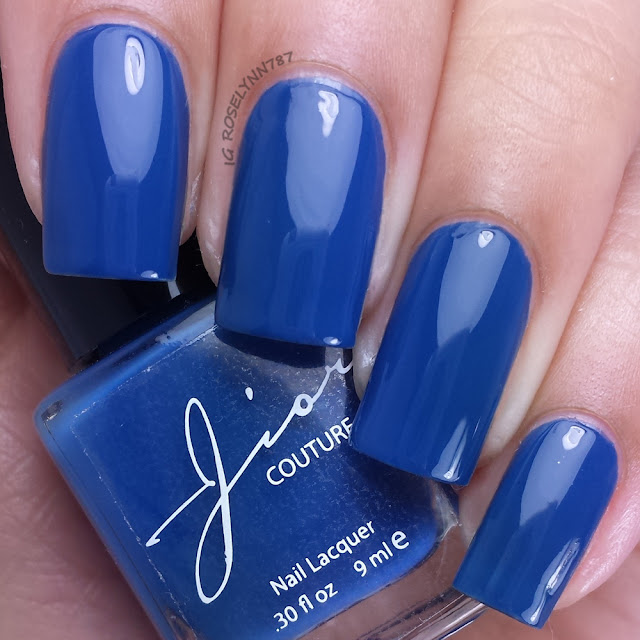 Jior Couture - I Can Azure You It's Fall!
