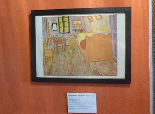 Pinacothèque Jesse Guelfi - Aula particular de inglês com Arte - Bedroom in Arles