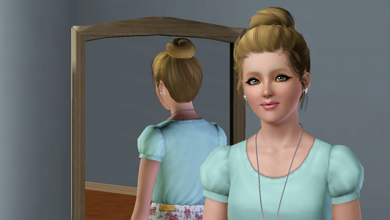 The Sims 3 Rodzinka Klarneyów Za Kulisami Garderoba